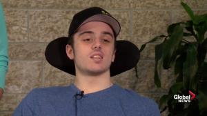 Injured Humboldt player calls outpouring of support indescribable